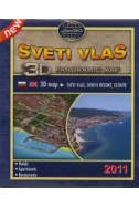 Sveti Vlas. 3D Panoramic Map