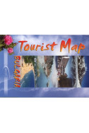 Bulgaria - tourist map