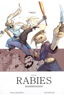 Rabies - manifestation, vol. 1