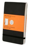 Ruled Soft Reporter Notebook - Pocket