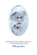 Peter Deunov - Le Maitre 1864-1944 - 900 pensees