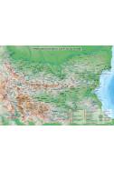 Природногеографска карта на света + Природногеографска карта на България