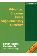 Advanced Grammar in Use Supplementary Exercises