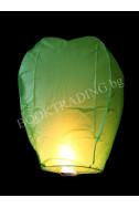 Летящ фенер премиум - зелен