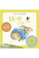 Peter Rabbit. Hop with me!