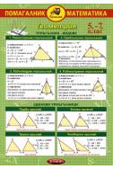 Помагалник по математика 5 - 7 клас