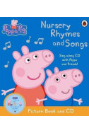 Peppa Pig: Nursery Rhymes and Songs + CD