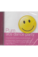 Pure... 90s Dance Party CD