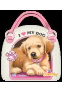 Вълшебна чантичка - I love my dog