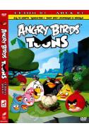Angry Brids toons. Сезон 1 DVD