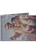 Портмоне Slim Wallet 15 SOC Poster