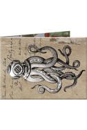 Портмоне Slim Wallet 20 Octopus