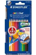 Акварелни моливи Staedtler NC 144 - 12 цв.