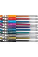 К-т гел химикалки Senator GP9081 - 10 цвята