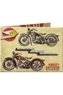 Портмоне Slim Wallet 24 Motorcycle