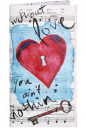 Портмоне Big Wallet 1 Heart