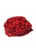 Пластилин огнен рубин - 80 гр.