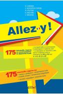 Allez-y! 175 тестови задачи за олимпиадата по френски език за ученици от 8. до 12. клас