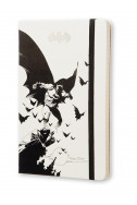 Бележник Moleskine Batman Limited Edition - ruled