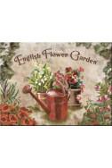 Магнит English Flower Garden