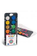 Акварелни бои Primo - 12 цвята