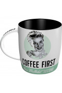 Чаша Coffee First
