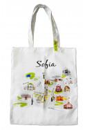 Памучна торба Sofia