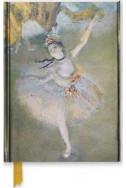 Бележник Degas: The Star