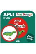 Вълшебно тесто APLI Kids за моделиране на динозавър Ниа