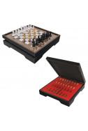 Шах - комплект VIP Chess Set Walnut