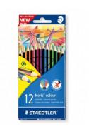 Цветни моливи Staedtler Noris Colour 185 - 12 цв.