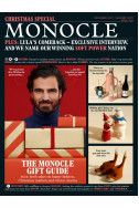 MONOCLE December 2017/ January 2018, Issue 109