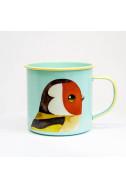 Метално канче Goldfinch
