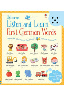 Listen and Learn: First Words in German