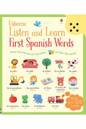 Listen and Learn: First Words in Spanish