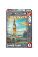 Пъзел London - 1000