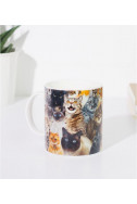 Чаша - Crazy Cat Lady