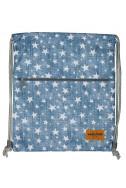 Торба за спорт HD-140 Blue And Stars