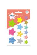 Stickn индекси - звезди