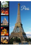 Postcard from Paris - 1000