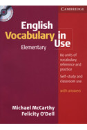 English Vocabulary in Use Elementary + CD