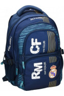 Ергономична раница с две отделения Real Madrid 2 Blue