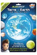 Фосфоресцираща планета: Земя