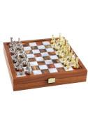 Луксозен шах комплект Manopoulos 27 х 27
