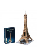 3D пъзел - Айфелова кула