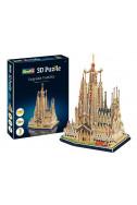 3D пъзел - Базиликата Саграда Фамилия