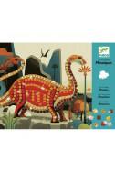 Мозайка за деца Djeco - Динозаври