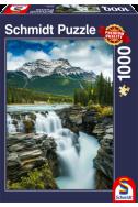 Пъзел Athabasca Fall, Canada - 1000 части