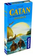 Заселниците на Катан - Мореплаватели: допълнение за 5 & 6 играча