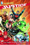 Justice League Vol. 1 Origin (N 52)